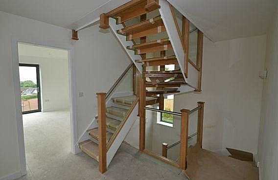 17 best images about stairs for loft conversion ideas on for Loft conversion ideas pictures
