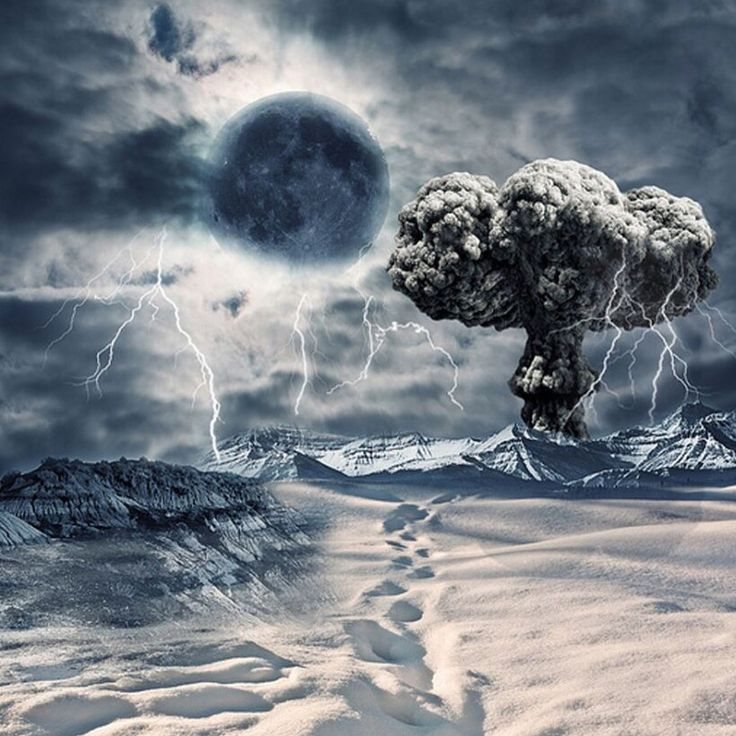 The Unavoidable Nuclear Winter (Revelation 16:10) http://andrewtheprophet.com/blog/2015/11/02/the-unavoidable-nuclear-winter-revelation-1610-2/