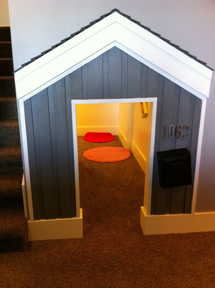 Best 25 dog spaces ideas on pinterest dog rooms pet - Ideas for dead space in living room ...