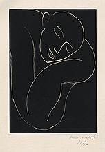 Matisse, Henri: L'homme endormi