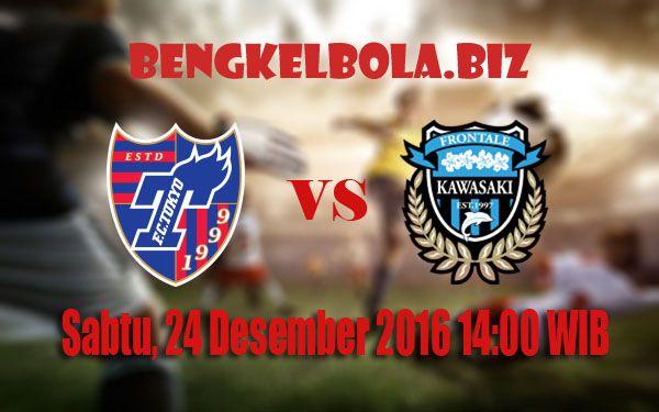 Prediksi FC Tokyo vs Kawasaki Frontale 24 Desember 2016