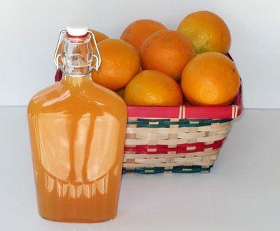 Orangecello Orange Liqueur
