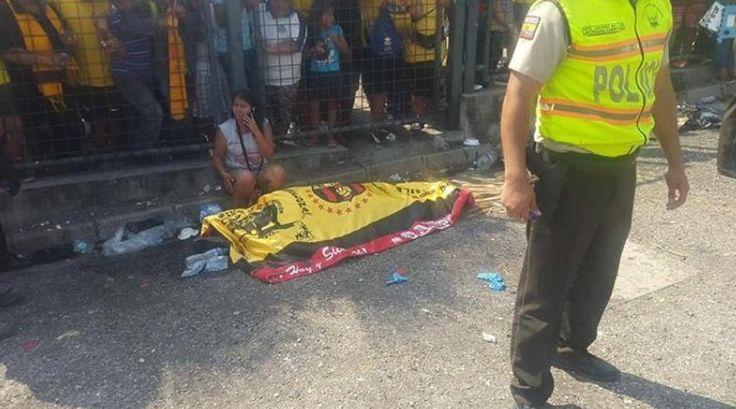 (Foto) Fiscalía de Guayas logró sentencia condenatoria por tentativa de asesinato en el Monumental