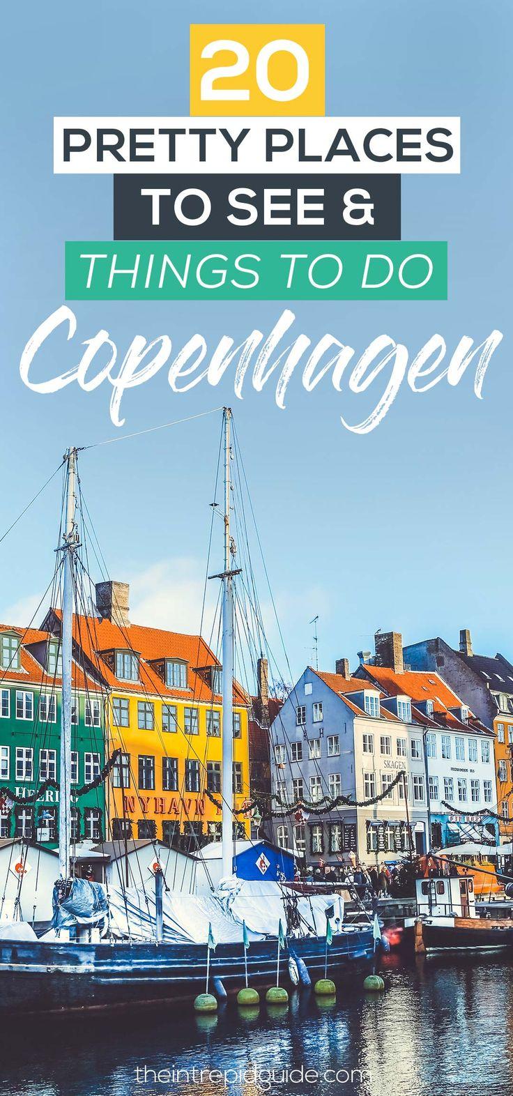 20 Things to do in Copenhagen