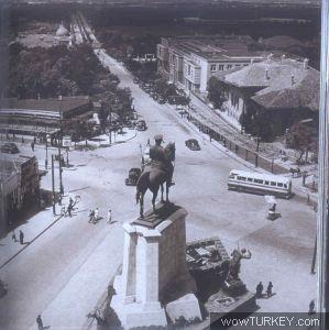 Ankara, 1960s  Ulus