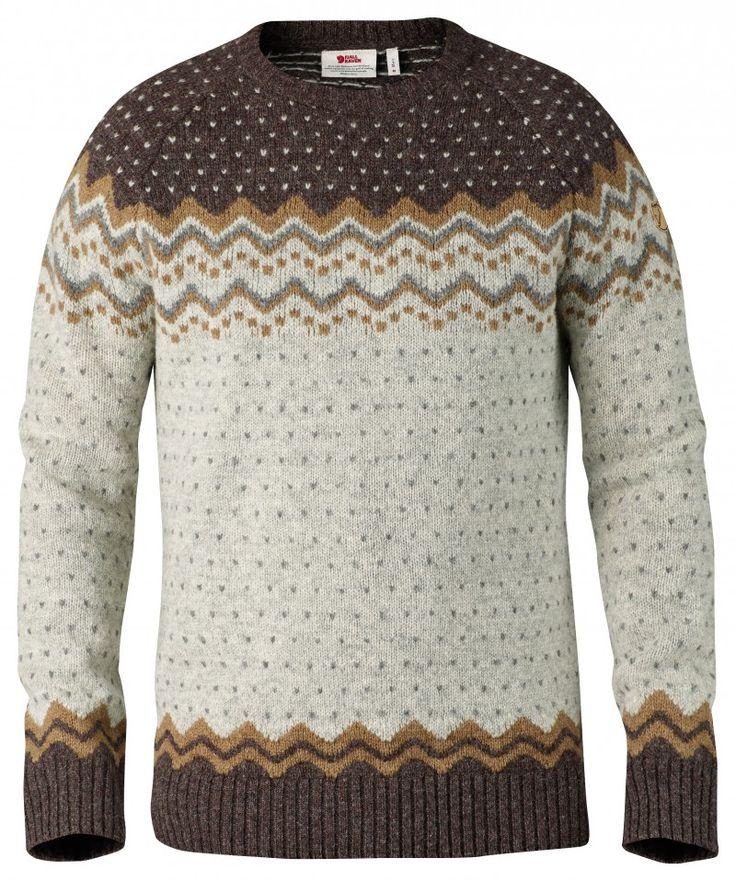 Övik Knit Sweater - Fleece och stickat - Kläder Fjallraven