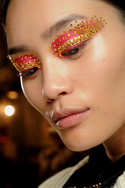 Pat McGrath Best Catwalk Make-Up Photos (Vogue.com UK)