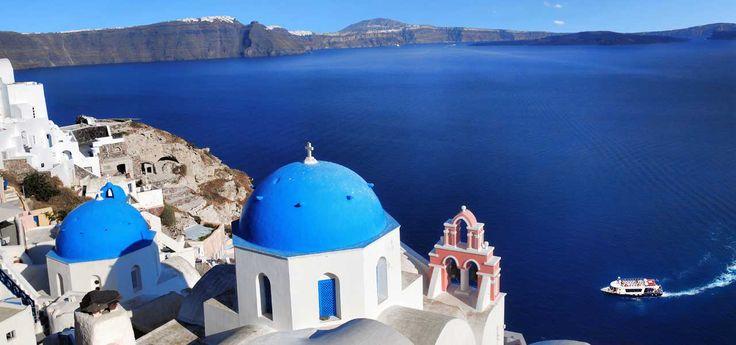Karterados Santorini, Greece