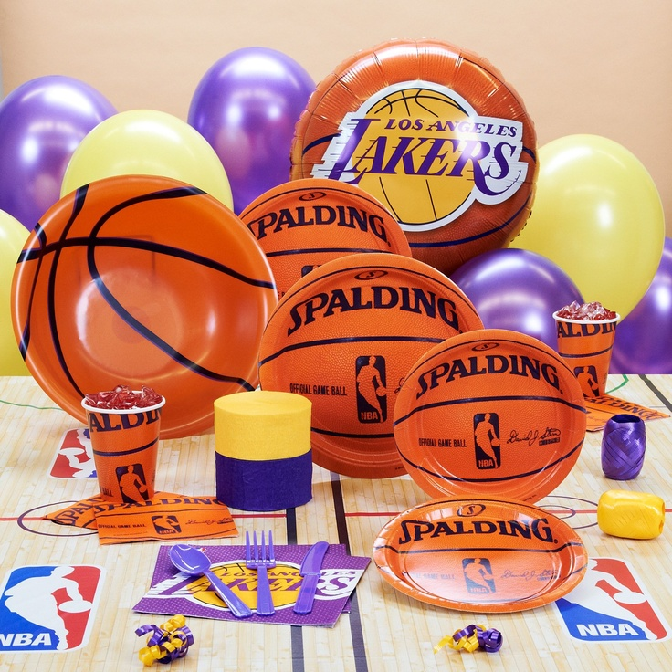 great idea for your son or daddys birthday throw them their fav team for