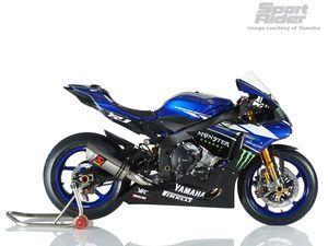 2015 Yamaha YZF-R1 Endurance World Championship YART