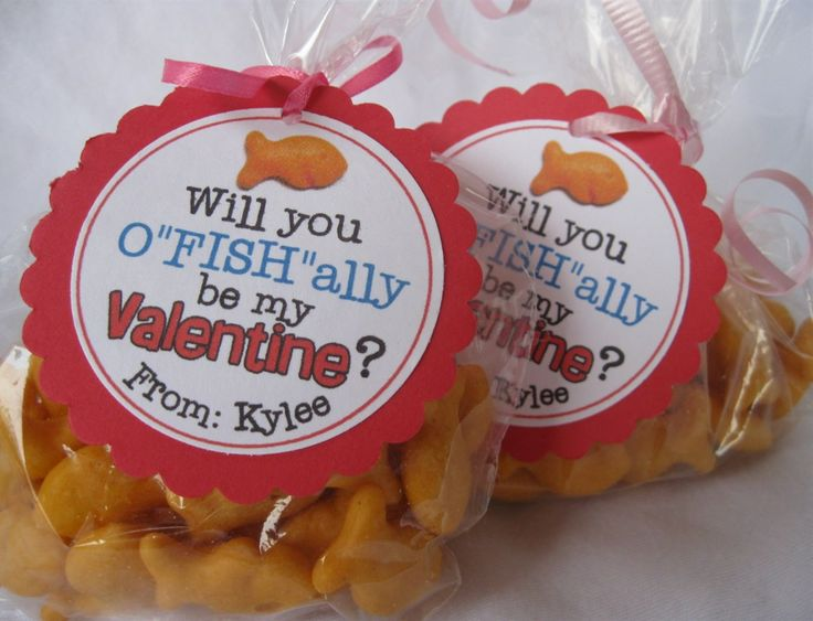 valentines day goodie bag pics | Happy VALENTINES Day - Personalized Goody Bag Tags - FOOD FUN- set of ...