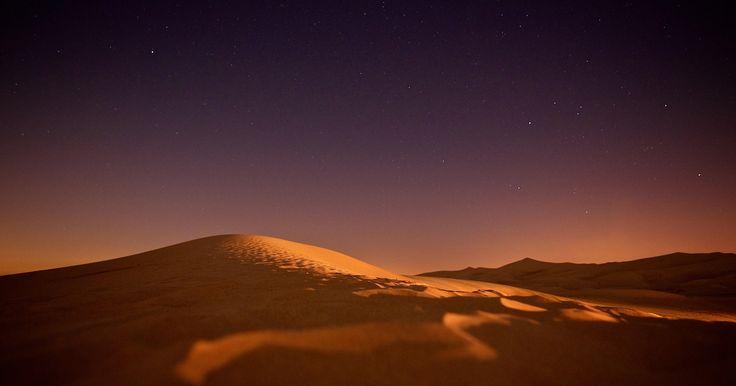 geloven in de woestijn (4 dec)