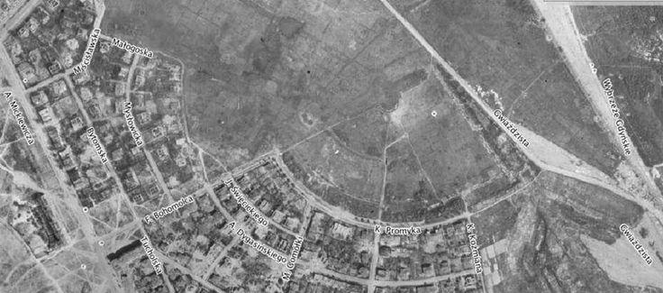 Żoliborz 1945