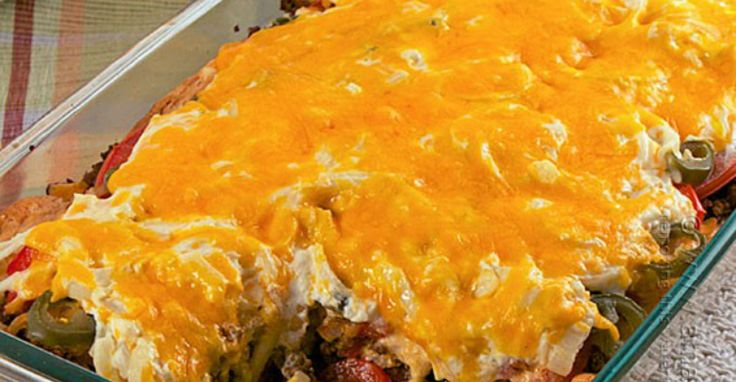Have You Ever Tried John Wayne Layered Casserole? Now Is The Perfect Time! - Page 2 of 2 - Recipe Roost