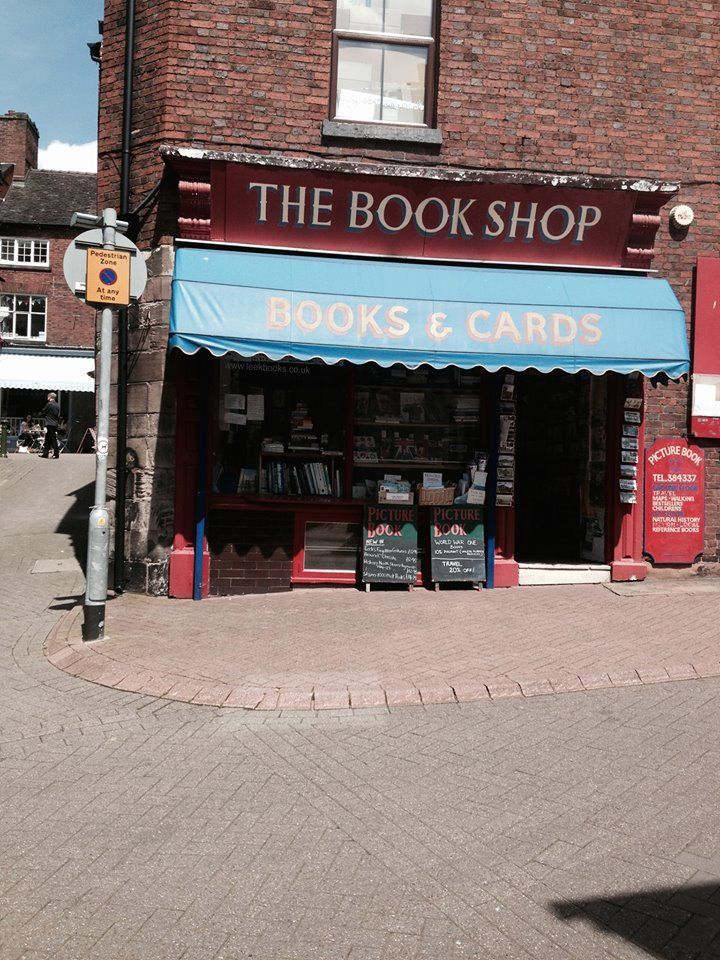 Picture Book - The Book Shop - Stanley Street - Leek