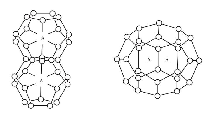 La máxima entropía posible no siempre es total desorden. Cuando dos sustancias no se pueden mezclar, como ocurre con agua (polar) y cualquier otra molécula que sea apolar, o bien se ordena el agua alrededor de lo apolar, o bien se ordena lo apolar y el agua se dispone rodeando al conjunto. Y la situación de mínima entropía es la segunda. Solo hay que contar las moléculas de agua. Y, por cierto... Los conjuntos apolares suelen minimizar la superficie y maximizar el volumen. Una esfera…