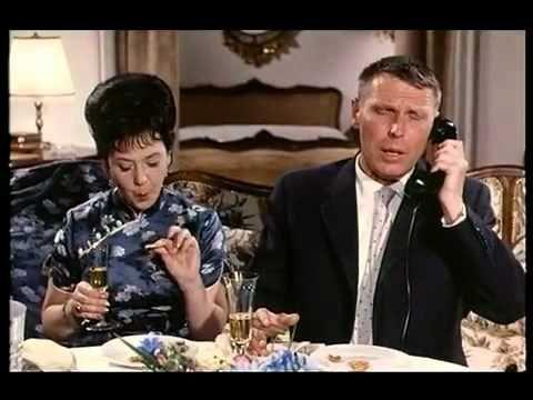 Peter Alexander in: Charleys Tante (1963) - YouTube