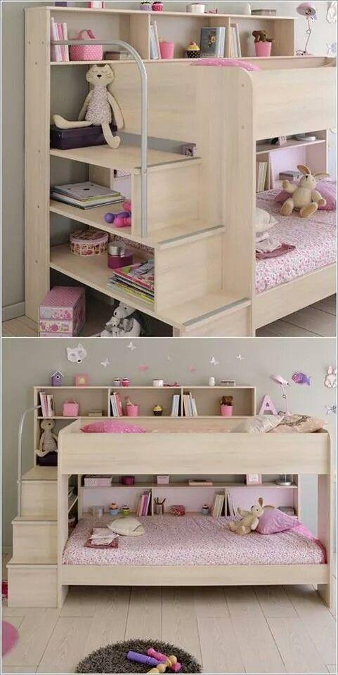 cute bunkbed