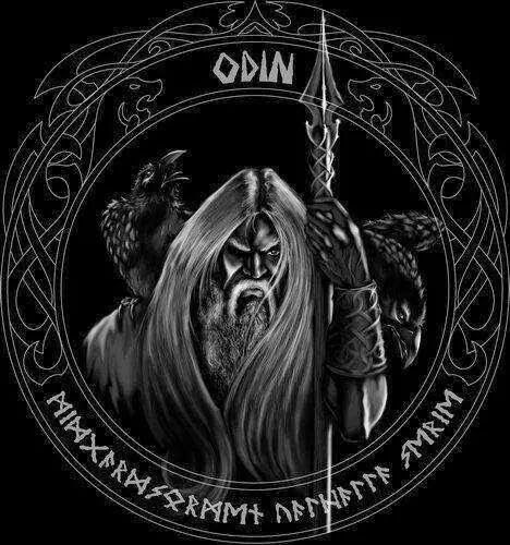 "Odin. Yes, he is grouchy, wouldn't you be if you had to endure all that BS human ""historians"" and Hollywood imbeciles talk about you??? May they all go to down to Hel!!!"