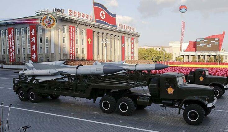 Coréia do Norte termina preparativos para lançamento de míssil balístico