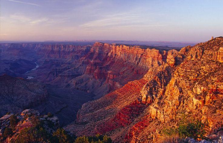 Wielki Kanion widziany z South Rim, Stany Zjednoczone