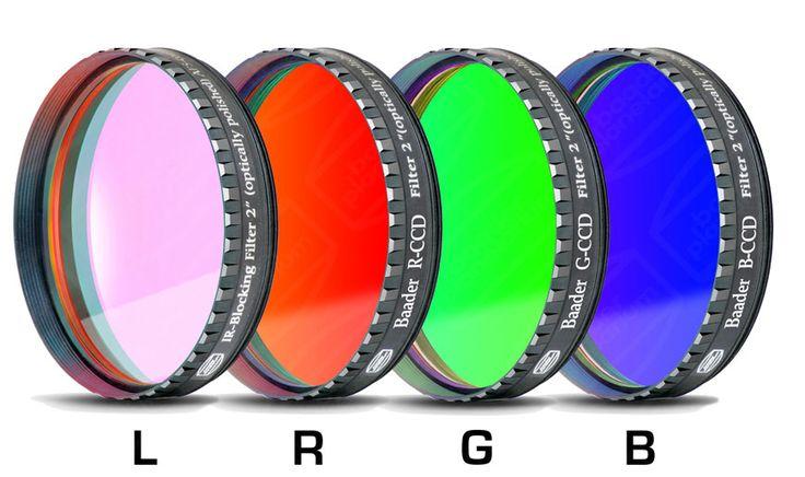 Baader LRGB-CCD-Filter-Set  2458477