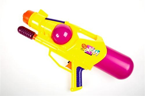 Pistola de agua grande con sistema de presi n de aire - Pistolas de agua a presion ...