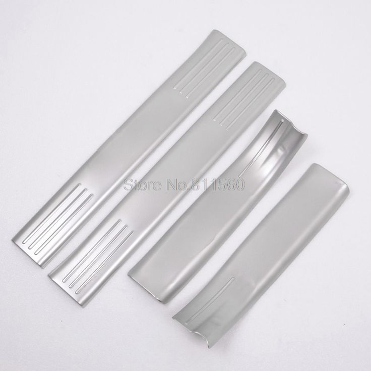 59.75$  Buy here - http://alindb.shopchina.info/1/go.php?t=32789262871 - For Chevrolet Chevy Captiva 2011 2012 High Quality Stainless Steel Inner Side Scuff Plate  Door Sills Cover Trim Auto Parts 4pcs  #aliexpress