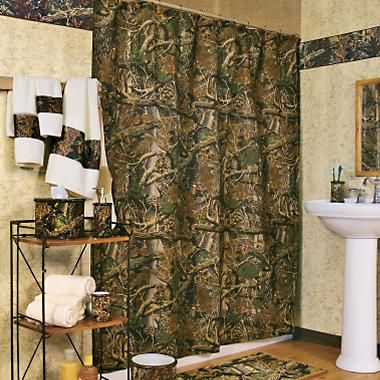 Camo decor for bathroom house decor ideas for Camo kitchen ideas