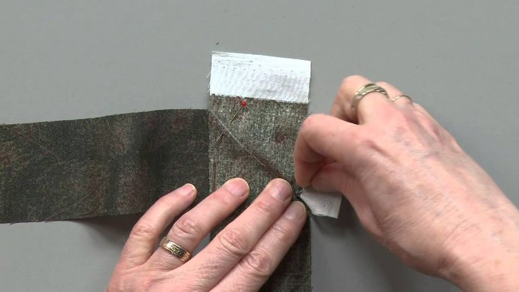 9 VIDEOS Quilting 101: Basic Quilting Classes  Quilt Binding 1 of 4: Joining the Strips
