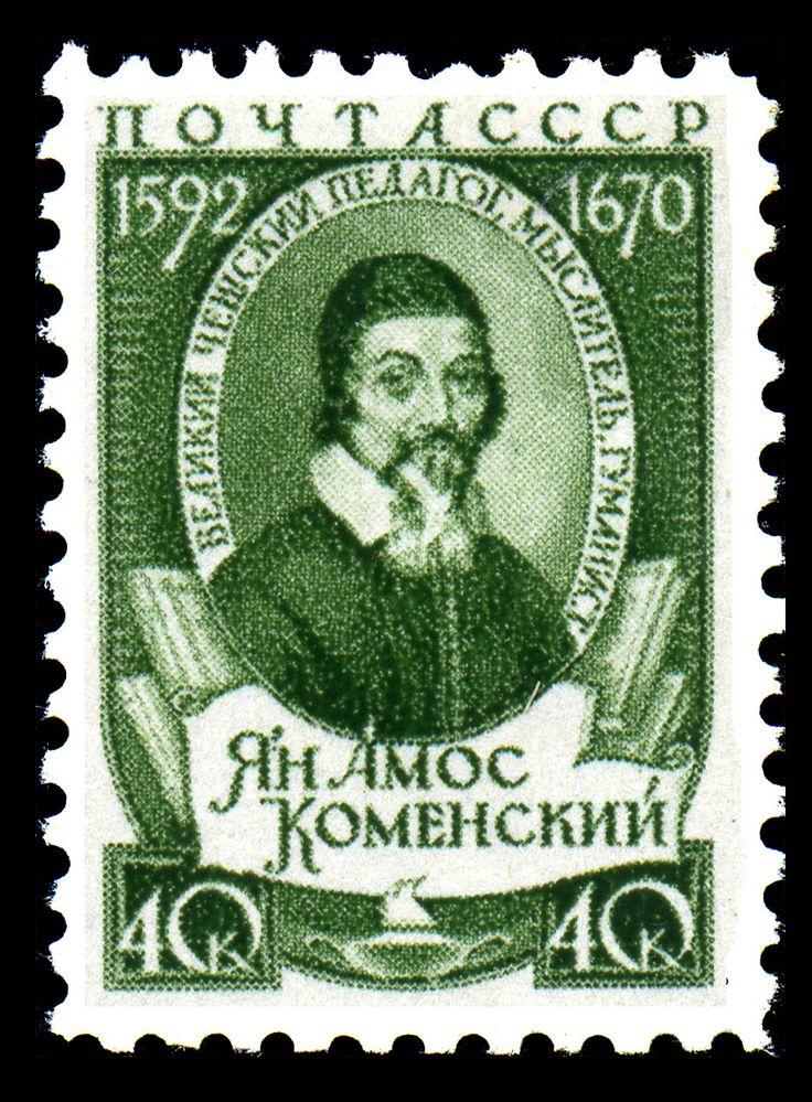 """Juan AmósComenio(1592-1670) fué un filósofo, teólogo y pedagogo checo. Es conocido en el ámbito de la pedagogía como """"Padre de la educación moderna"""". Contemporáneo de Galileo y Descartes, desarro…"""
