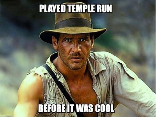 Gandalf Meme | ... hipster indiana jones funny1 22 Funny Memes for Your Morning Things