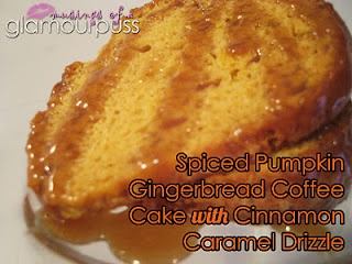 Spiced Pumpkin gingerbread | Cakes | Pinterest