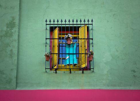 Royalty-free Image: Colors of Caminito