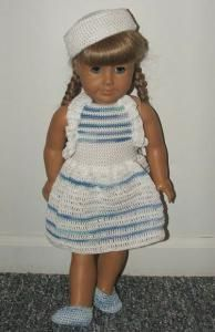 Knit And Crochet Patterns For 18 Inch Dolls : 1000+ images about Dolls - patterns - knit - crochet - free - 18 inch - 15 in...
