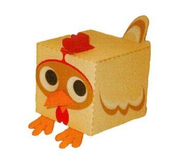 Kip maken als Sinterklaas surprise