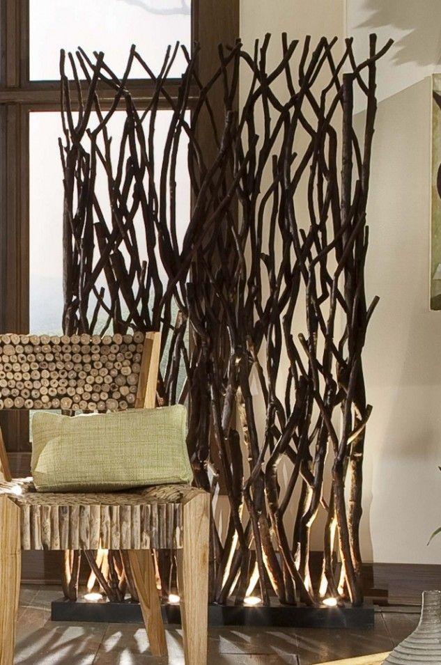 Des branches d 39 arbres pour sublimer votre d coration d 39 int rieur 25 id es deco d co maison - Arbre deco interieur ...