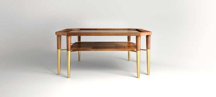 RUUVI CENTER TABLE - This center table will enhance your interior decoration, livening up your own home rituals of living, resting and receiving your guests #centertable #ruuvi #linecraftcollection #craft #midcentury #modern #furniture