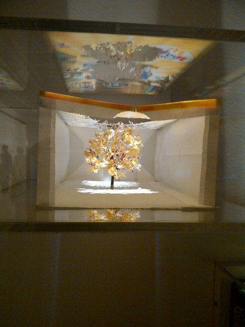 Amazing Japanese artists work - Yuken Teruya at Biennale of Sydney 2012
