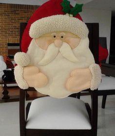 moldes de papa noel cortinero - Buscar con Googleadornos navidad