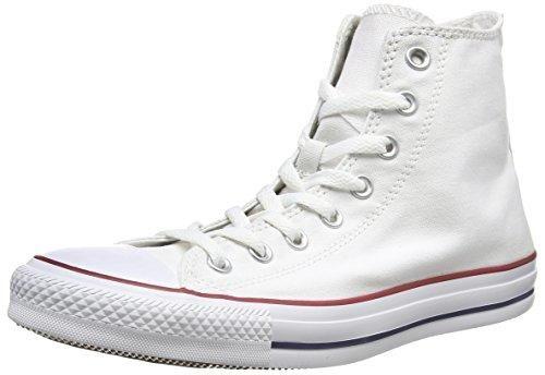 Oferta: 41.28€ Dto: -48%. Comprar Ofertas de Converse Chuck Taylor Hi - Zapatillas para mujer, color blanco, talla 38 barato. ¡Mira las ofertas!