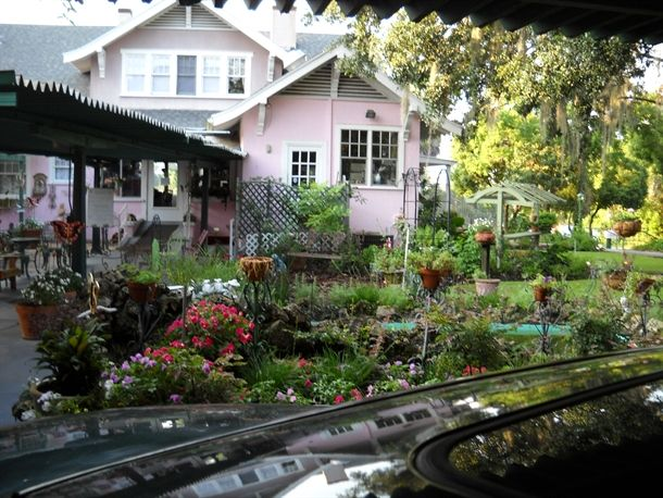 lavender and lace tea room lake alfred florida across the middle coast to coast. Black Bedroom Furniture Sets. Home Design Ideas
