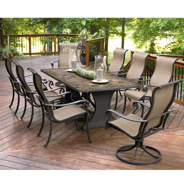 17 Best ideas about Agio Patio Furniture on Pinterest