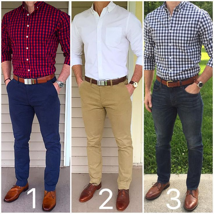 "3,846 Likes, 161 Comments - Chris Mehan (@chrismehan) on Instagram: ""Which outfit is your favorite  so far this month❓ 1️⃣, 2️⃣, or 3️⃣❓ Thanks for all of your awesome…"""