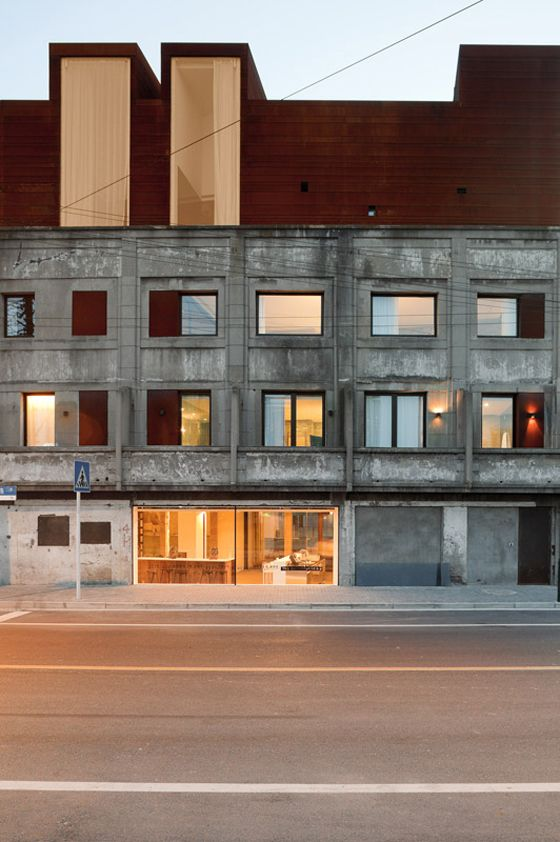 Help the Aged: innovative adaptive reuse in architecture