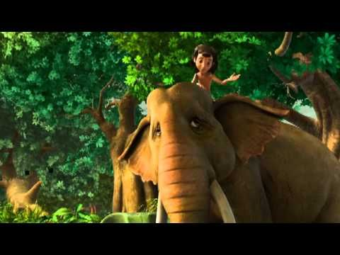 Cartoon Movie For Children | The Jungle Book - Jungle Party 2014 | Best Animated Movie 2014 - YouTube
