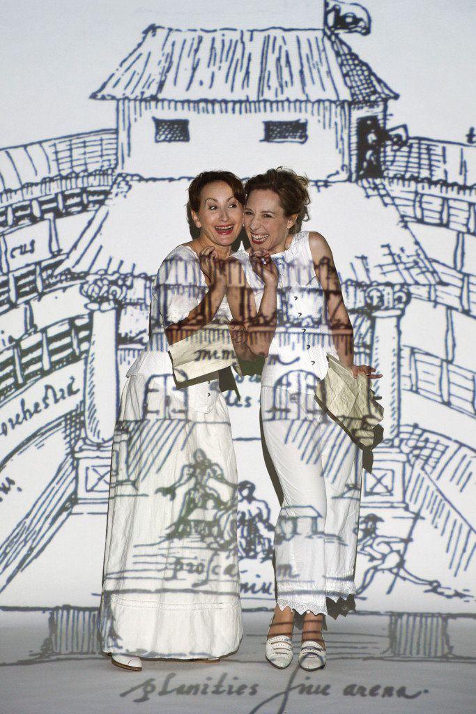 Theater Duisburg: Premiere Die lustigen Weiber von Windsor