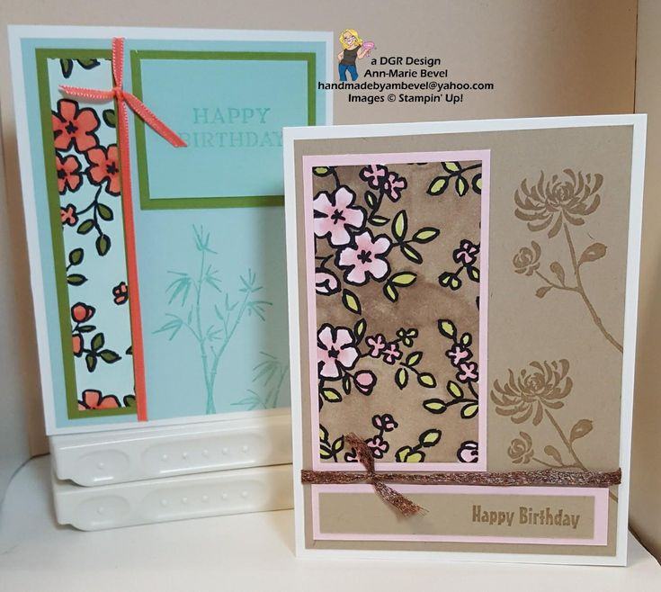Please follow me on Facebook for more great Stampin' Up! ideas!  Artistically Asian, Cards, Paper Crafting