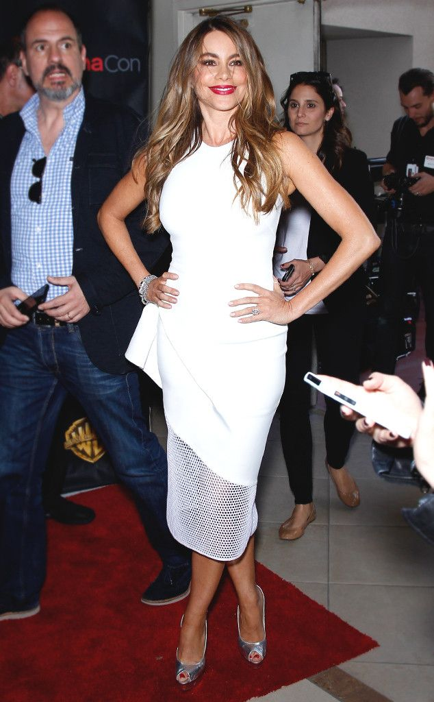 Sofía Vergara from The Best of the Red Carpet   E! Online