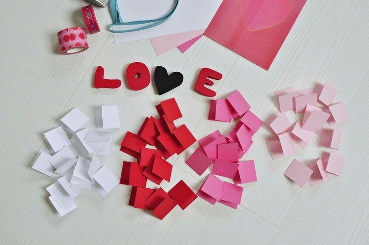 Love walentynki valentine's day diy valentine's family game ; zrób to sam zabawa na walentynki